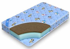 Как выбрать матрас в детскую кроватку