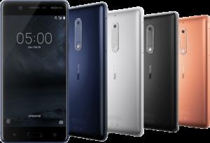 6 лучших смартфонов Nokia