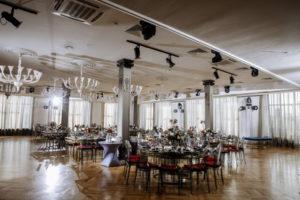 12 лучших банкетных залов Москвы
