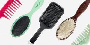 Как выбрать расческу и щетку для волос. Советы и рекомендации