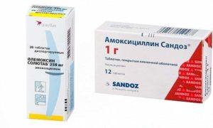 Сравниваем препараты Кларитромицин и Амоксициллин | Что лучше