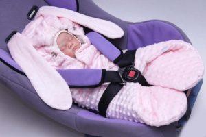 Как выбрать автокресло для новорожденного ребенка