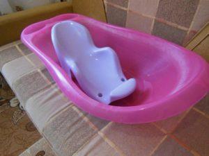 12 лучших ванночек и горок для купания новорожденных