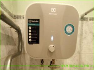 Сравниваем бойлер и проточный водонагреватель | Что лучше
