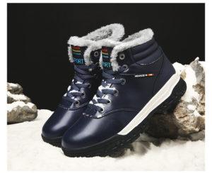 9 лучших брендов зимних кроссовок