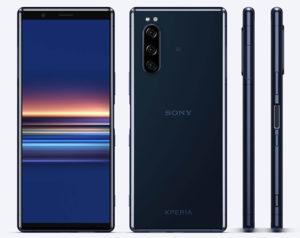 7 лучших смартфонов Sony