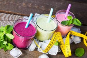 12 лучших коктейлей для похудения