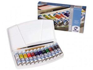 10 лучших наборов акварельных красок