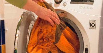 Как стирать мембранную одежду правильно: секреты стирки в машинке