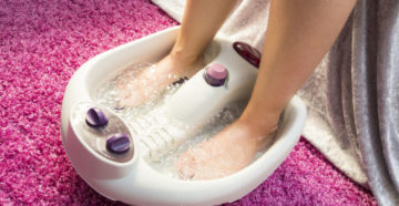 14 лучших ванночек для ног