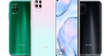 11 лучших смартфонов Huawei