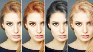 Как выбрать цвет волос? Меняем имидж