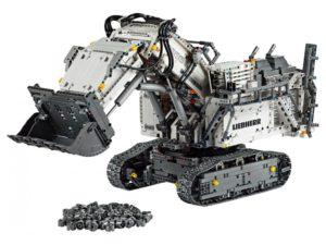 17 самых больших наборов Lego