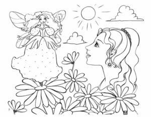 9 лучших раскрасок для девочек