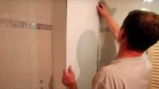 Как крепить пластиковые панели в ванной | Экспертный материал