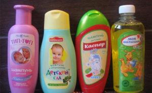 7 лучших детских шампуней