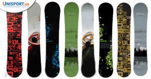 10 лучших брендов сноубордов