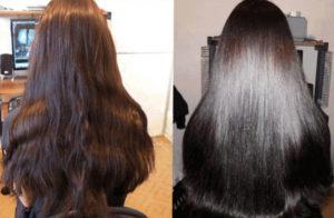Сравниваем ламинирование и экранирование волос   Что лучше