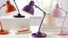 14 лучших настольных ламп для школьника