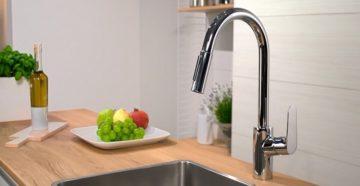 Как выбрать смеситель для ванной, кухни, душа и раковины