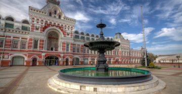 20 лучших достопримечательностей Нижнего Новгорода