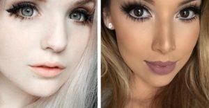 7 способов сделать глаза больше с помощью макияжа