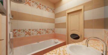Как рассчитать плитку в ванную комнату   Экспертный материал