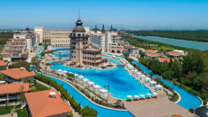 9 самых больших отелей Турции