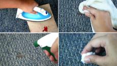 5 простых способов удалить пластилин с ковра