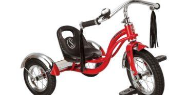 13 лучших трехколесных велосипедов для детей