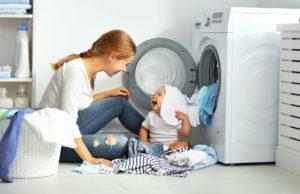Как стирать вещи для новорождённых детей   Экспертный материал