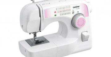 10 лучших недорогих швейных машин