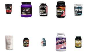 10 лучших сывороточных протеинов