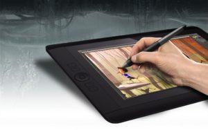 Как выбрать графический планшет для рисования