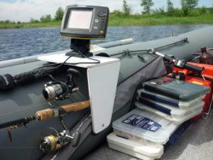 19 лучших эхолотов для рыбалки с лодки и берега