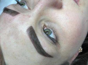 Как сделать пудровые брови | Экспертный материал