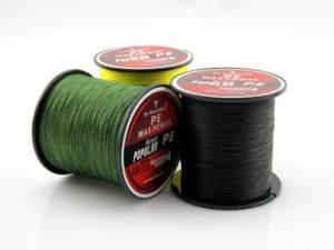 11 лучших плетеных шнуров для рыбалки
