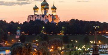 30 лучших достопримечательностей Ярославля