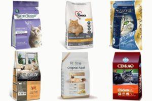 19 лучших премиум кормов для кошек