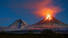 10 самых больших вулканов в России