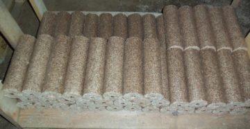 Сравниваем топливные брикеты и дрова | Что лучше
