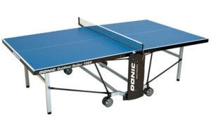6 лучших теннисных столов