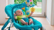 9 лучших шезлонгов для новорожденных