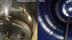 Сравниваем эмаль и стеклокерамику в водонагревателе