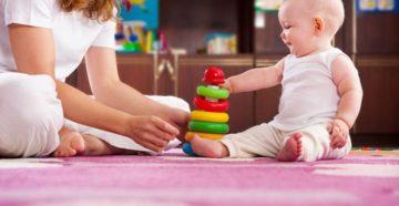 Как развивать ребенка в возрасте 3 месяцев: активные игры, полезные советы