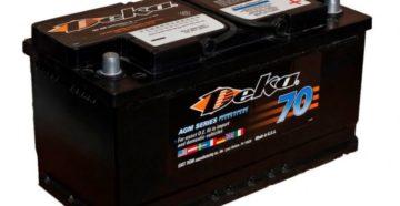 12 лучших аккумуляторов для автомобиля