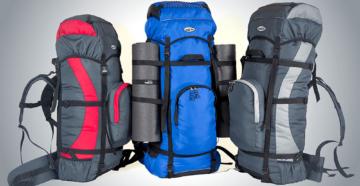 Как выбрать туристический рюкзак для путешествий