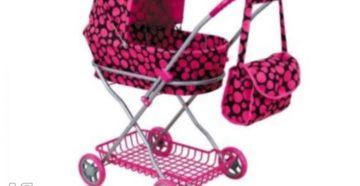 8 лучших колясок для кукол
